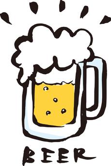 Delicious beer