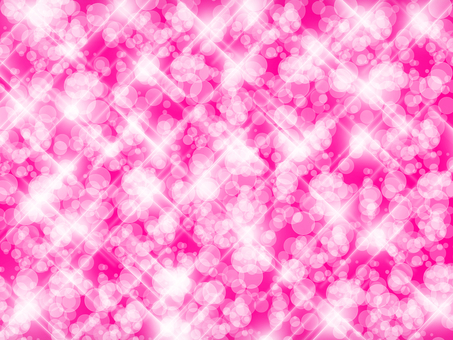 De Pink! Polka dot