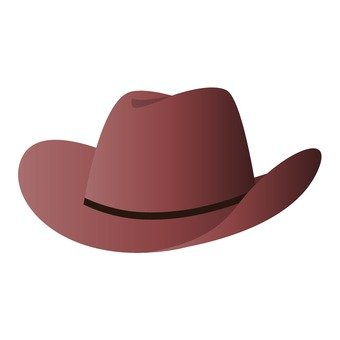 Cowboy Hat / Brown