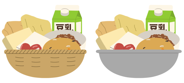 【Stuffing】 Pulses / soy products * No main line
