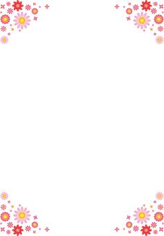 꽃 01 프레임 프레임 01