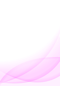 Pink curved lines abstract background material