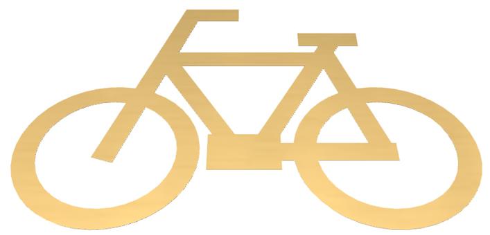 자전거 마크