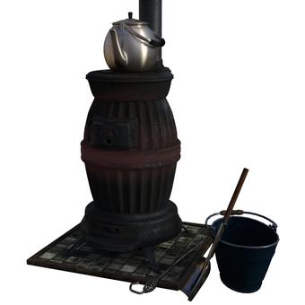 Dharma stove