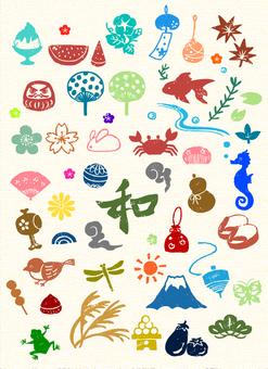 일본식 스탬프 도장