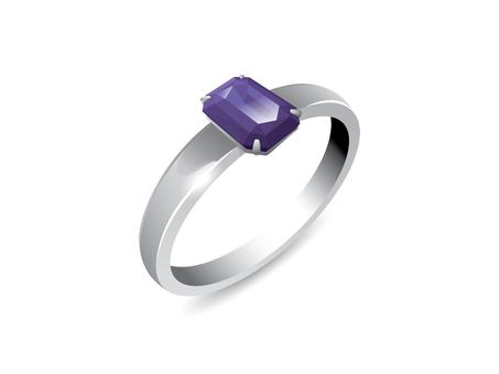 Ring (sapphire)