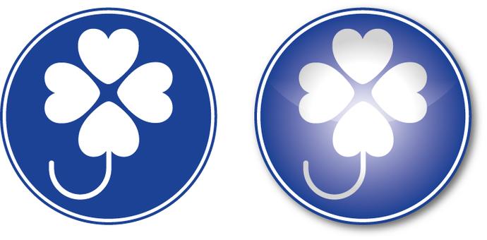 Bodily disability logo