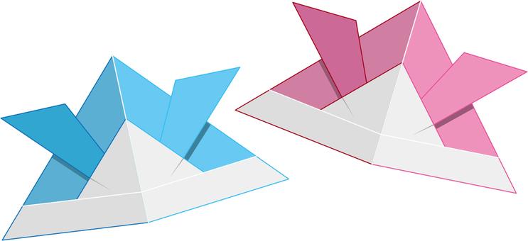 Helmet of Origami