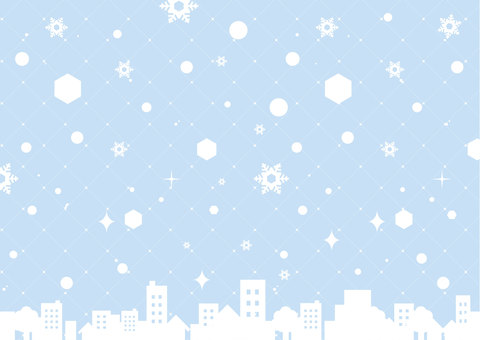 Winter _ snow background 02