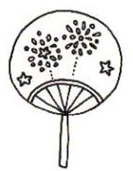 Fan Club (monochrome)