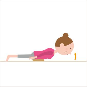 Senior gymnastics