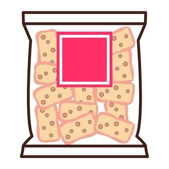 Peanuts okaki