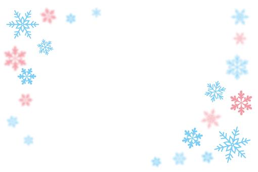 Winter material 012