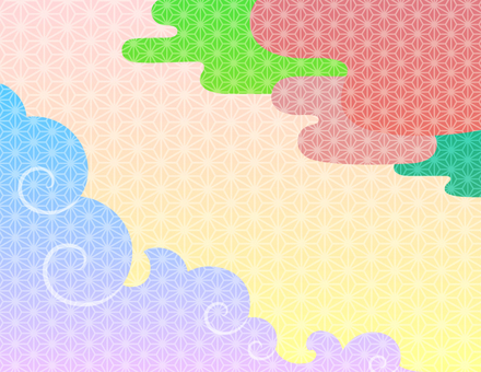 Cloud Background _ Hemp