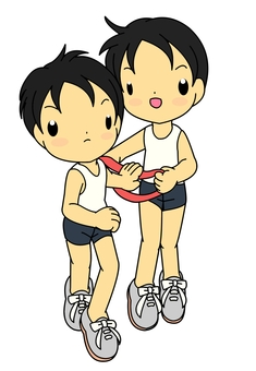 Ekiden / Tasuki relay