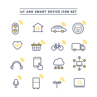 IoT ICON SET