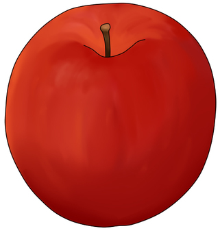 Apple (with wire)