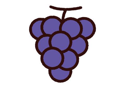 Simple grape