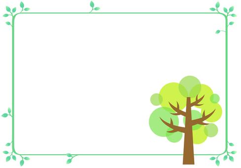 木 フレーム