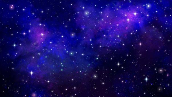 宇宙 星空 夜空 きれい 背景 壁紙