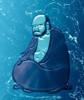Master Dharma Ver Water