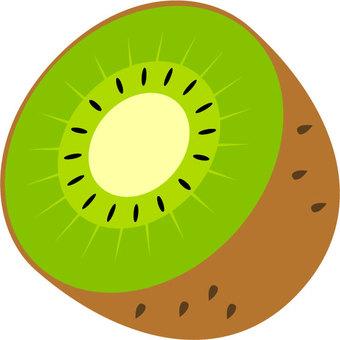 Round of kiwi