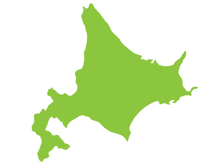 Hokkaido · Map