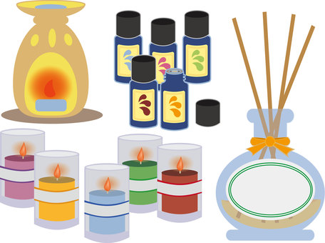 Aroma goods ④