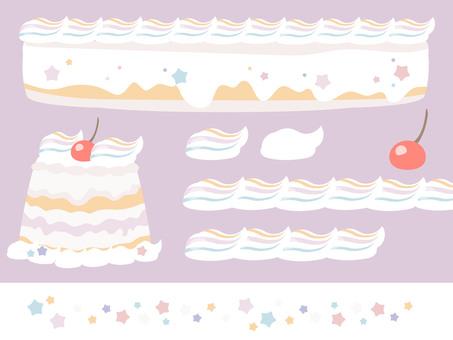 Cake cream