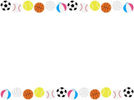 Ball frame