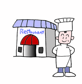 Restaurant and chef