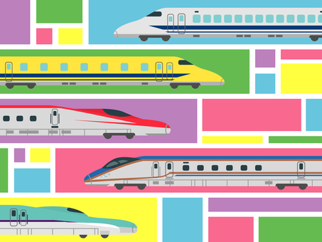 Shinkansen Background 2