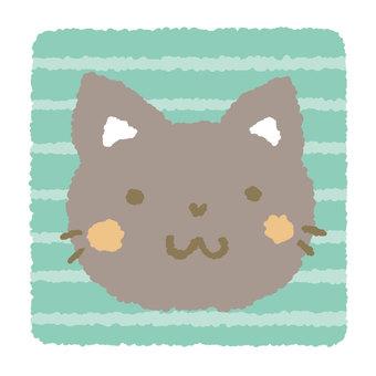 Cat cat icon
