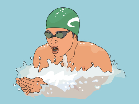 수영 · 평영