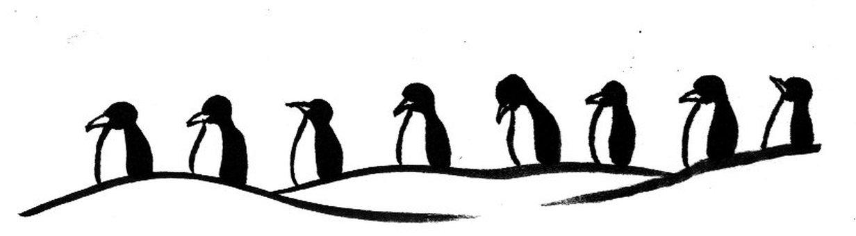 Borderline ~ Penguin