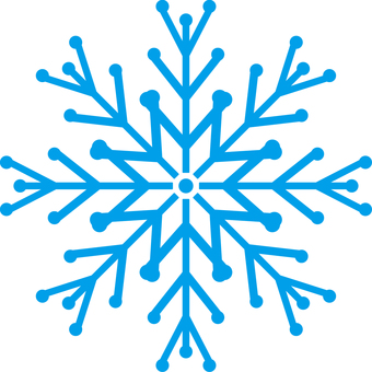 Snow crystal 09