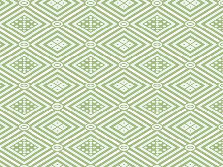 ai與色板22的幾何圖案