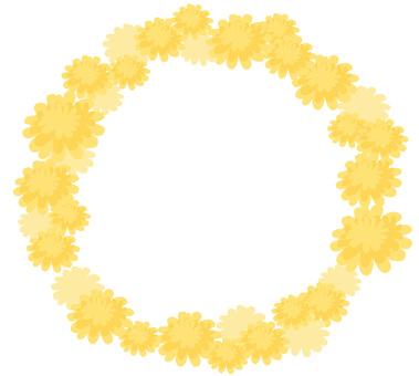 Spring dandelion ring 02