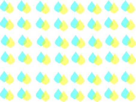 부드러운 물방울