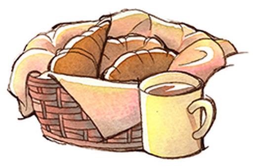 新月形麵包