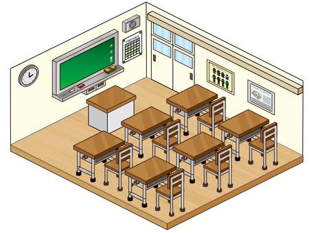 教室_俯瞰