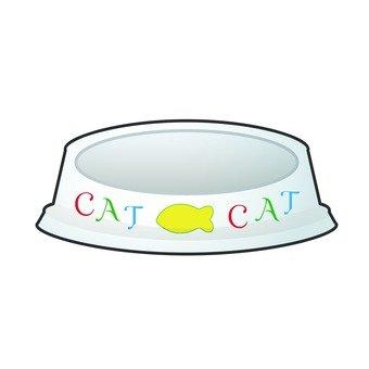 고양이 먹이 지갑