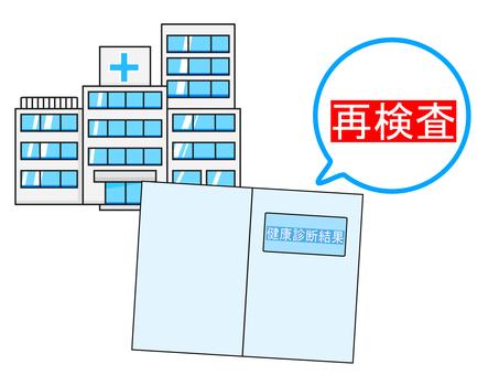 Medical examination re-examination