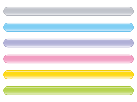 Pastel 6 color button material 1