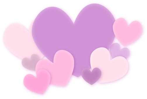 Gradient heart