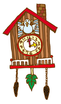 Pigeon clock