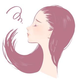 【Transparent PNG】 Hair care series