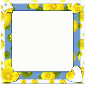 Gerbera's frame 2