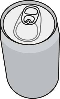 Aluminum cans _ new goods