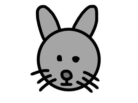 Icon animal rat